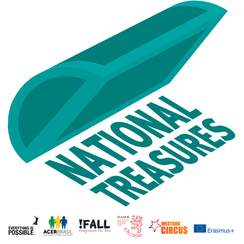 National Treasures – Erasmus+